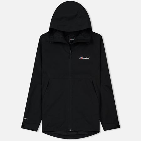 Мужская куртка ветровка Berghaus Fellmaster Black/Black