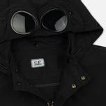 Мужская куртка ветровка C.P. Company 50 Fili Goggle Caviar фото- 1