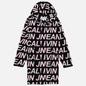 Мужская куртка ветровка Calvin Klein Jeans All-Over Logo Black Exploded Hashtag фото - 0
