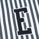 Мужская куртка ветровка Edwin Coach Cotton Hichory Blue Stripe фото- 3