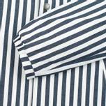 Мужская куртка ветровка Edwin Coach Cotton Hichory Blue Stripe фото- 4