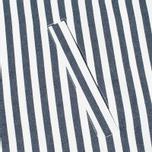 Мужская куртка ветровка Edwin Coach Cotton Hichory Blue Stripe фото- 5