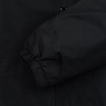 Мужская куртка ветровка Edwin Coach Twill Black фото- 4