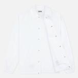 Мужская куртка ветровка Edwin Coach Twill White фото- 1