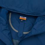 Мужская куртка ветровка Ellesse Azzura Monaco Blue фото- 4