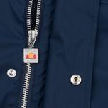 Мужская куртка ветровка Ellesse Castelli Dress Blue фото- 9