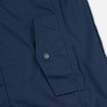 Мужская куртка ветровка Ellesse Castelli Dress Blue фото- 7