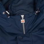 Мужская куртка ветровка Ellesse Castelli Dress Blue фото- 3