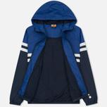 Мужская куртка ветровка Ellesse Cerci Hooded Dress Blues фото- 3