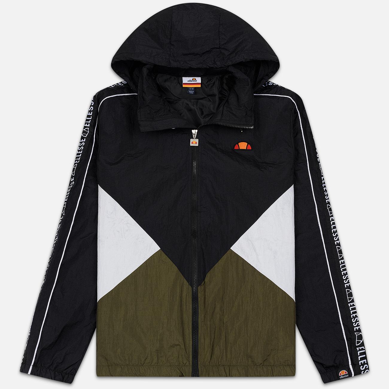 Мужская куртка ветровка Ellesse Lapaccio Black