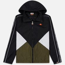 Мужская куртка ветровка Ellesse Lapaccio Black фото- 0