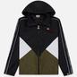 Мужская куртка ветровка Ellesse Lapaccio Black фото - 0