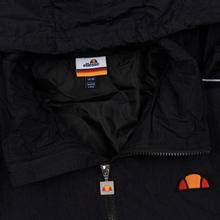 Мужская куртка ветровка Ellesse Lapaccio Black фото- 1
