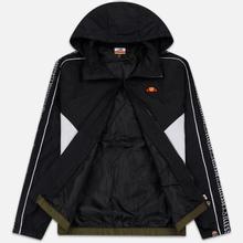 Мужская куртка ветровка Ellesse Lapaccio Black фото- 2