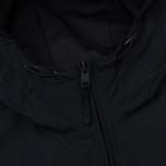 Мужская куртка ветровка Fred Perry Hooded Brentham Navy фото- 3
