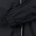 Мужская куртка ветровка Han Kjobenhavn Tech Zip Hood Black фото- 3