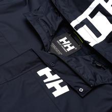 Мужская куртка ветровка Helly Hansen Active 2 Jacket Navy фото- 1