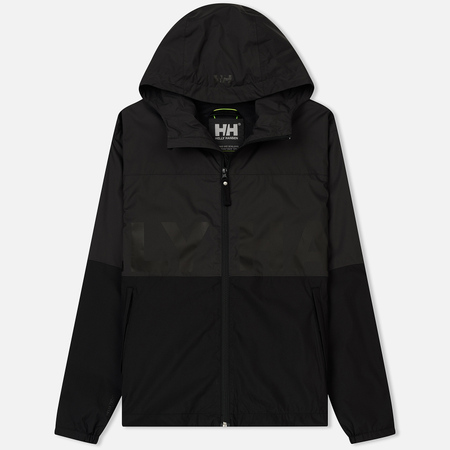 Мужская куртка ветровка Helly Hansen Amaze Black