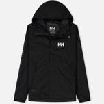 Мужская куртка ветровка Helly Hansen Ervik Black фото- 0