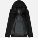 Мужская куртка ветровка Helly Hansen Ervik Black фото- 2