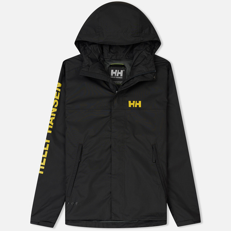 Мужская куртка ветровка Helly Hansen Ervik Ebony