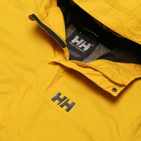 Мужская куртка ветровка Helly Hansen Ervik Sulphur