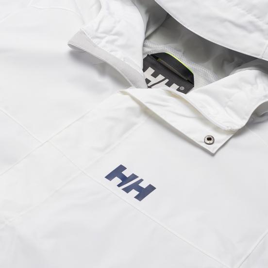 Мужская куртка ветровка Helly Hansen Ervik White