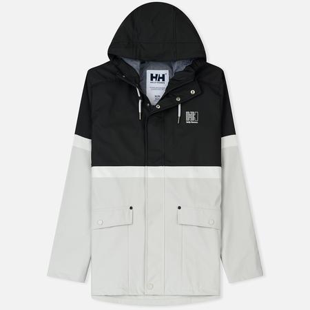 Мужская куртка ветровка Helly Hansen HH Rain Ebony