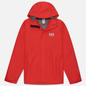 Мужская куртка ветровка Helly Hansen Seven J Alert Red фото - 0