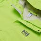 Мужская куртка ветровка Helly Hansen Seven J Azid Lime фото - 1