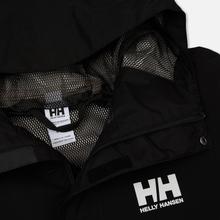 Мужская куртка ветровка Helly Hansen Seven J Black фото- 2