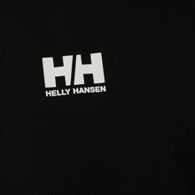 Мужская куртка ветровка Helly Hansen Seven J Black фото- 4