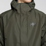 Мужская куртка ветровка Helly Hansen Seven J Forest Night фото- 3