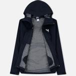 Мужская куртка ветровка Helly Hansen Seven J Navy фото- 1