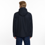 Мужская куртка ветровка Helly Hansen Seven J Navy фото- 9