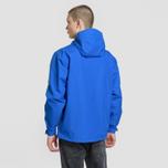 Мужская куртка ветровка Helly Hansen Seven J Olympian Blue фото- 4