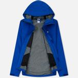 Мужская куртка ветровка Helly Hansen Seven J Olympian Blue фото- 1