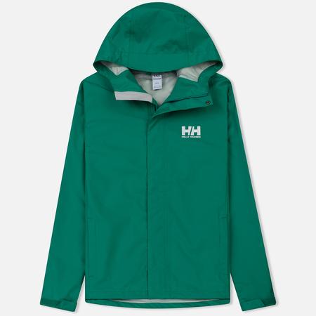 Мужская куртка ветровка Helly Hansen Seven J Pepper Green