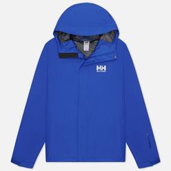 Мужская куртка ветровка Helly Hansen Seven J Royal Blue