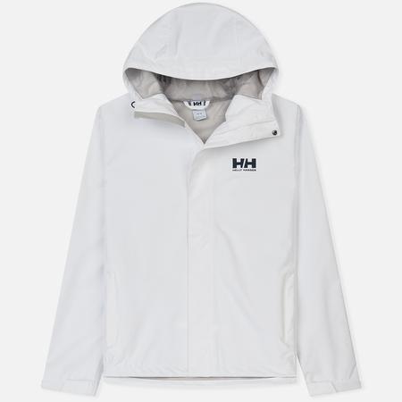 Мужская куртка ветровка Helly Hansen Seven J White
