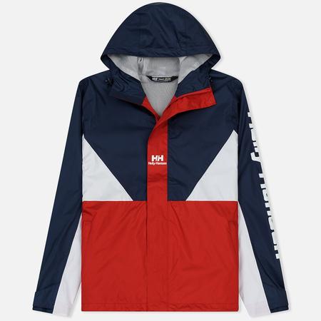 Мужская куртка ветровка Helly Hansen Urban 2.0 Evening Blue