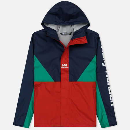 Мужская куртка ветровка Helly Hansen Urban 2.0 Red