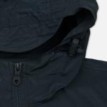 Мужская куртка ветровка Lyle & Scott Zip Through Hooded Logo Navy фото- 4