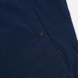 Мужская куртка ветровка Lyle & Scott Zip Through Hooded Navy фото- 5