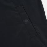 Мужская куртка ветровка Lyle & Scott Zip Through Hooded True Black фото- 6