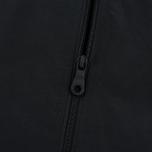Мужская куртка ветровка Lyle & Scott Zip Through Hooded True Black фото- 5