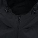 Мужская куртка ветровка Lyle & Scott Zip Through Hooded True Black фото- 3