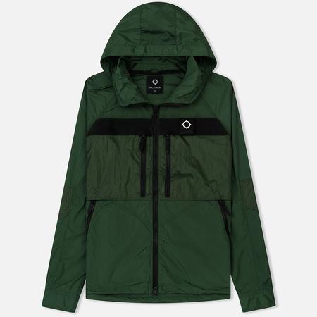Мужская куртка ветровка MA.Strum Corvus Windrunner Forest Green