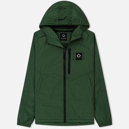 Мужская куртка ветровка MA.Strum Pegasus Crystal Nylon Forest Green