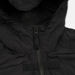 Мужская куртка ветровка MA.Strum Stormer Packable Hooded Windrunner Jet Black фото- 4